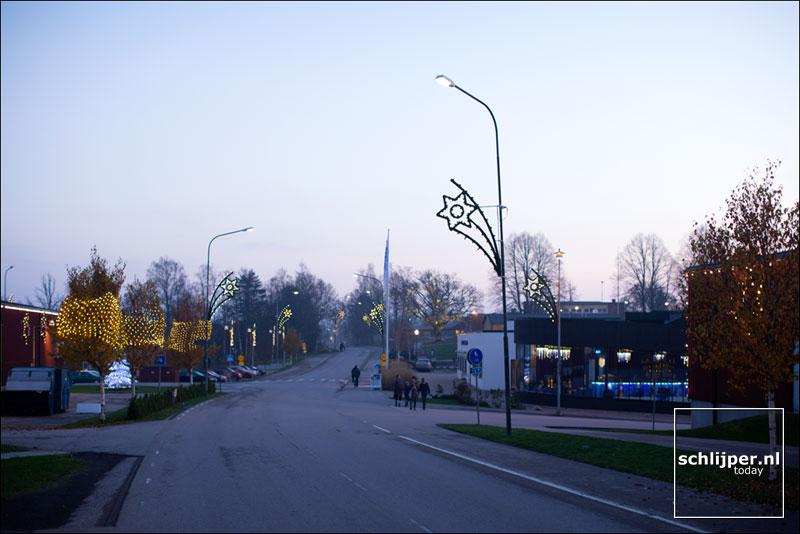 Zweden, Kosta, 11 november 2014