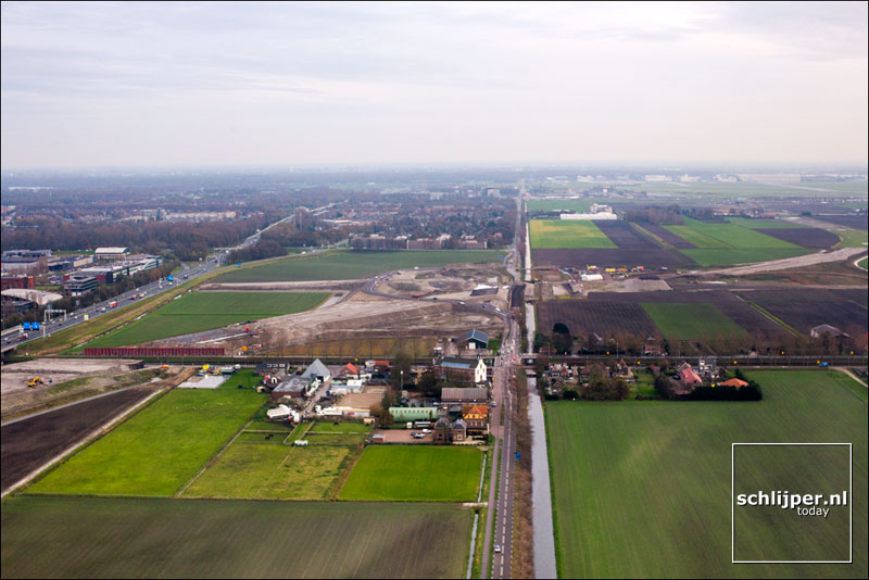 Nederland, Lijnden, 12 november 2014