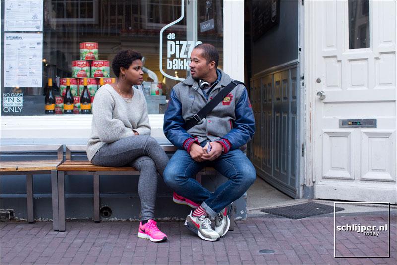 Nederland, Amsterdam, 12 november 2014