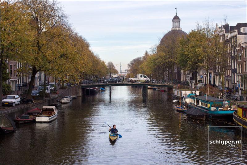 Nederland, Amsterdam, 13 november 2014