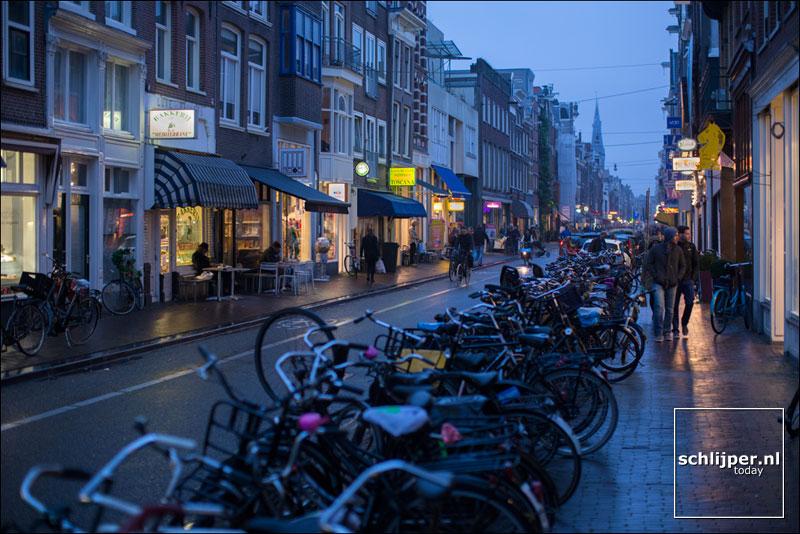 Nederland, Amsterdam, 15 november 2014
