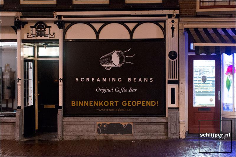 Nederland, Amsterdam, 16 november 2014