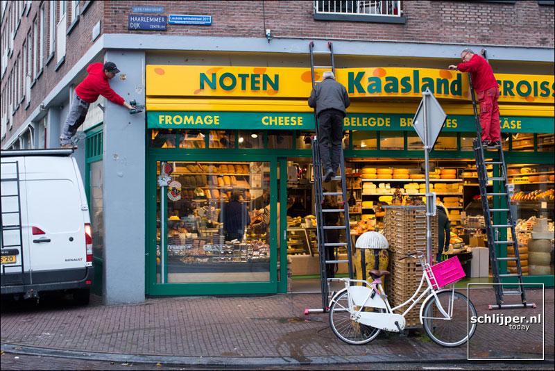 Nederland, Amsterdam, 17 november 2014