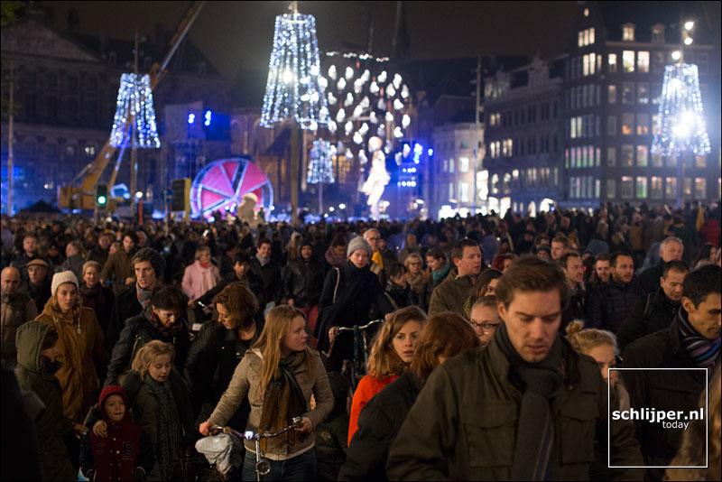 Nederland, Amsterdam, 20 november 2014