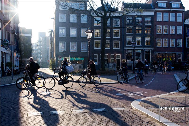 Nederland, Amsterdam, 21 november 2014