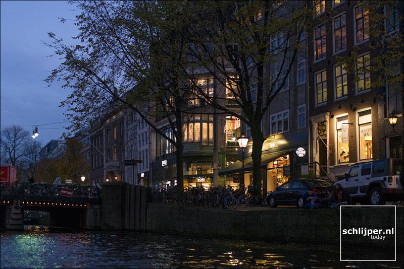 Nederland, Amsterdam, 22 november 2014