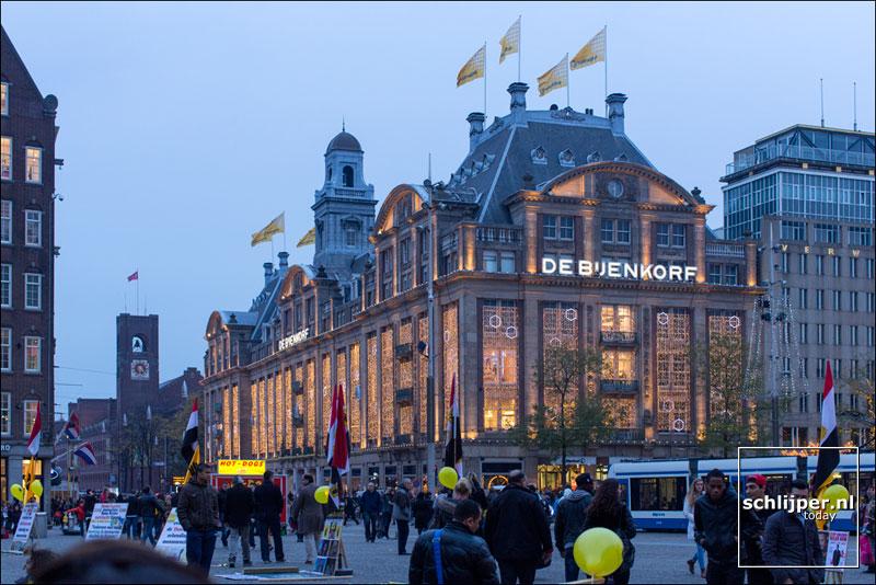 Nederland, Amsterdam, 23 november 2014