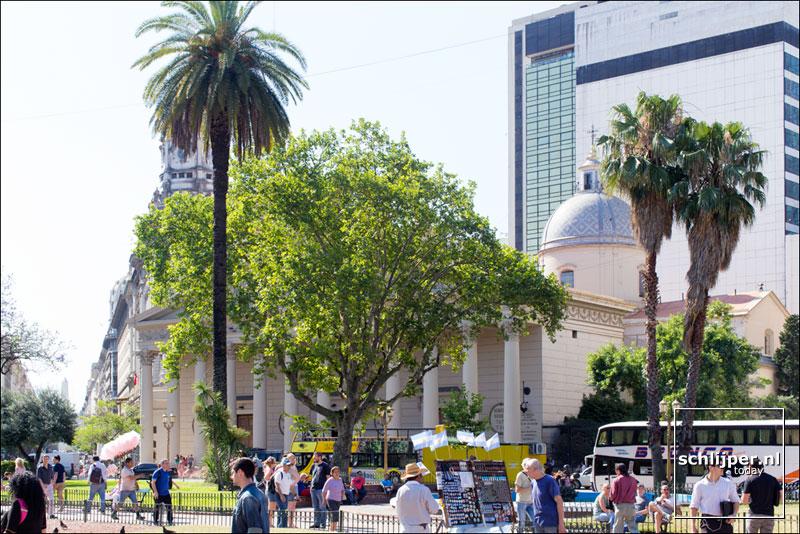 Argentinie, Buenos Aires, 27 november 2014