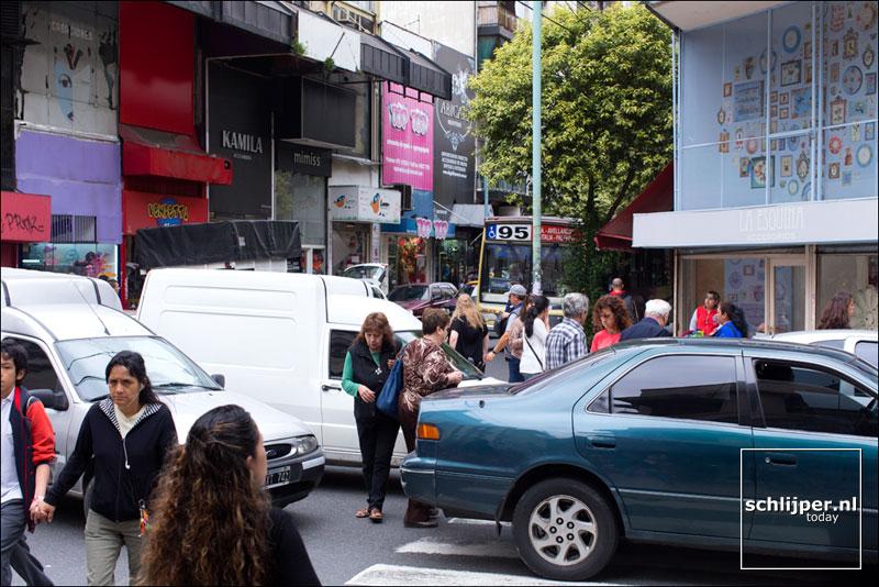 Argentinie, Buenos Aires, 1 december 2014