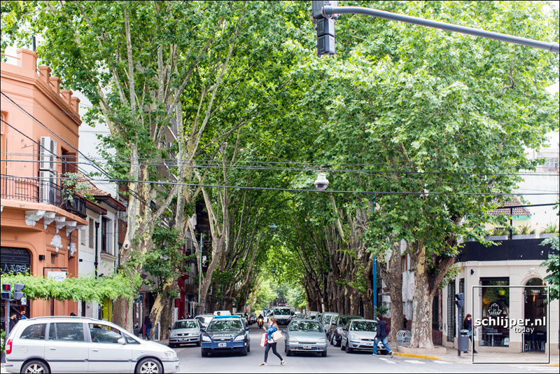 Argentinie, Buenos Aires, 2 december 2014
