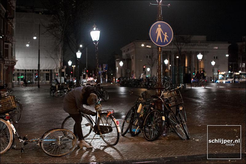 Nederland, Amsterdam, 8 december 2014