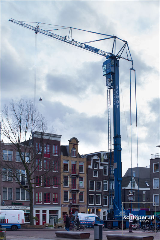 Nederland, Amsterdam, 11 december 2014