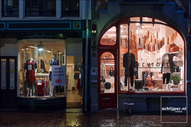 Nederland, Amsterdam, 12 december 2014