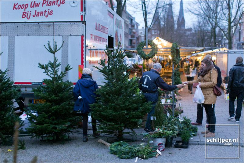 Nederland, Amsterdam, 13 december 2014