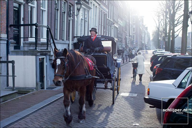 Nederland, Amsterdam, 14 december 2014