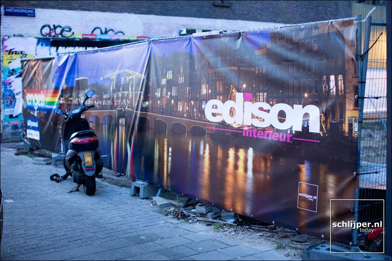 Nederland, Amsterdam, 16 december 2014