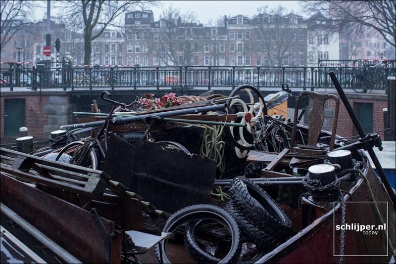 Nederland, Amsterdam, 17 december 2014