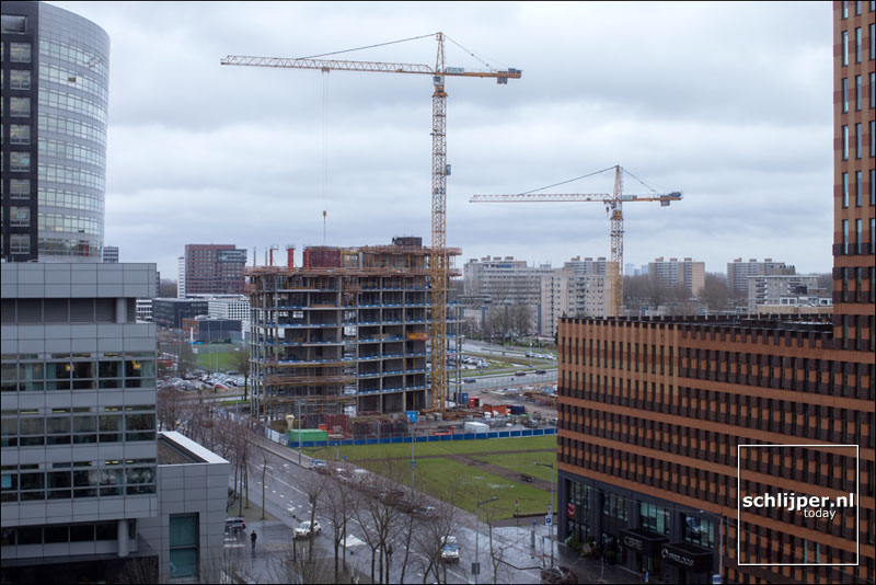 Nederland, Amsterdam, 18 december 2014