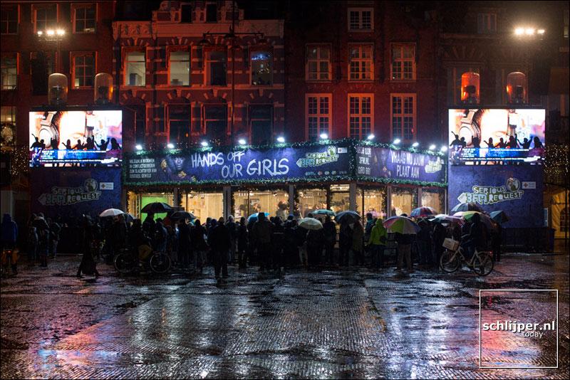 Nederland, Haarlem, 19 december 2014