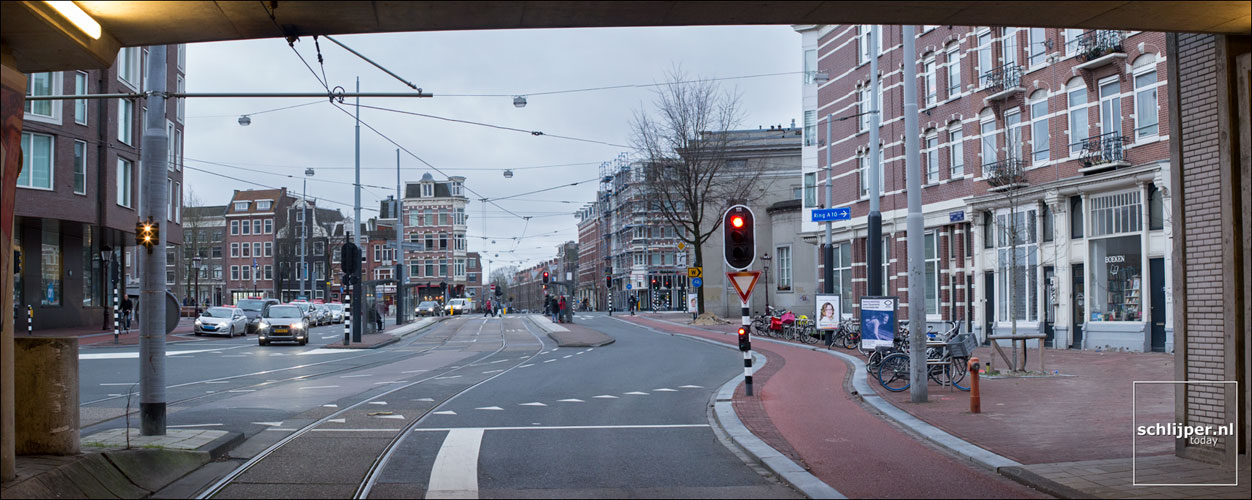 Nederland, Amsterdam, 22 december 2014