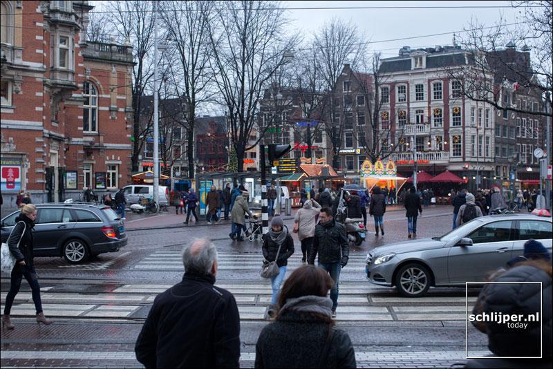 Nederland, Amsterdam, 27 december 2014
