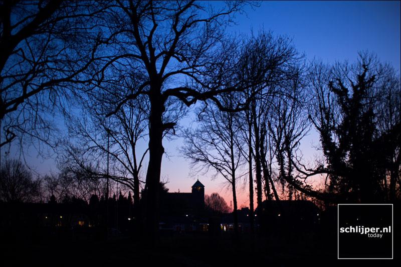 Nederland, Meerssen, 28 december 2014