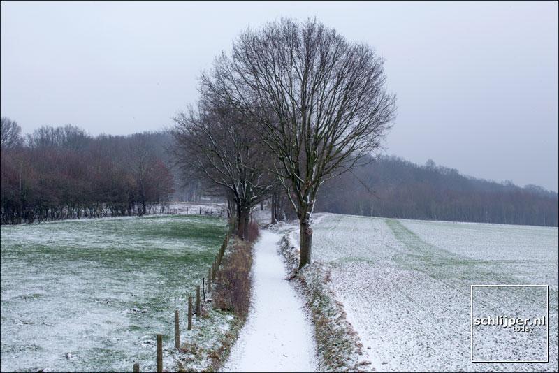 Nederland, Meerssen, 29 december 2014