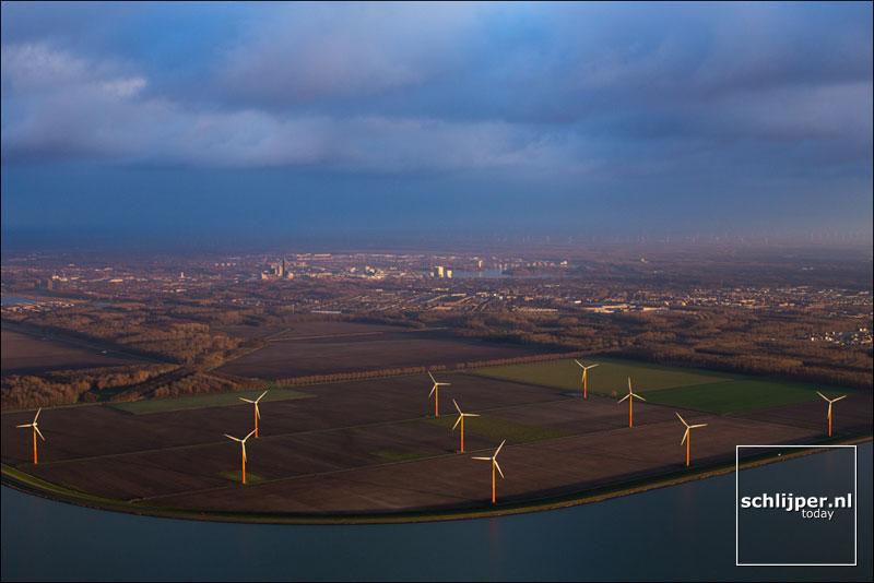 Nederland, Flevoland, 30 december 2014