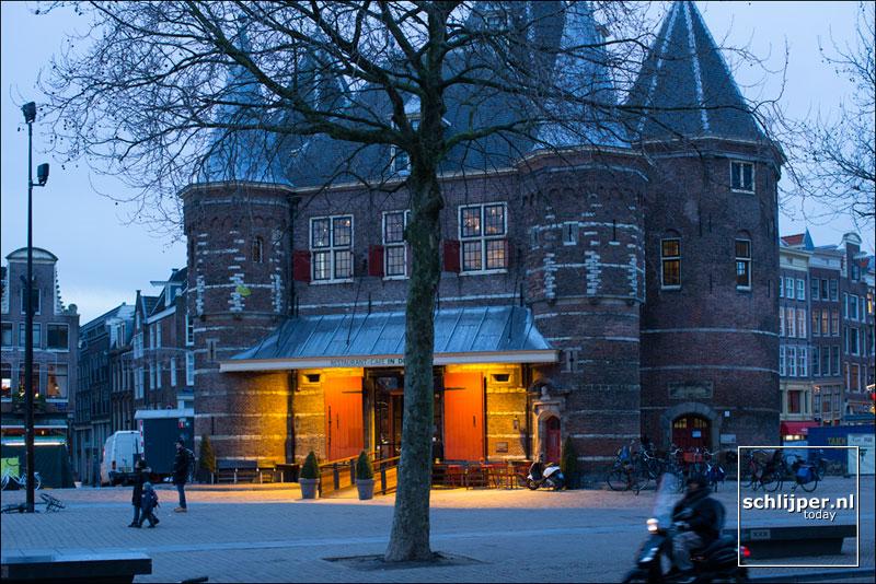 Nederland, Amsterdam, 7 januari 2015