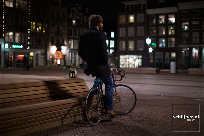 Nederland, Amsterdam, 10 januari 2015