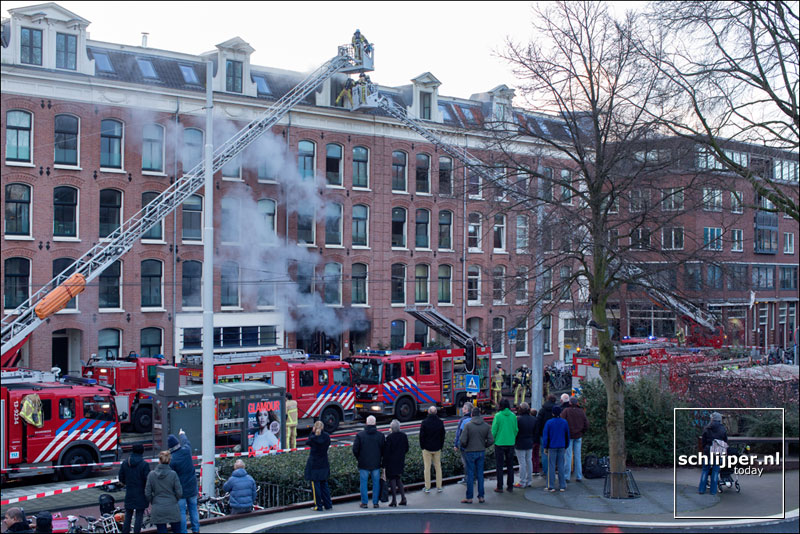 Nederland, Amsterdam, 17 januari 2015