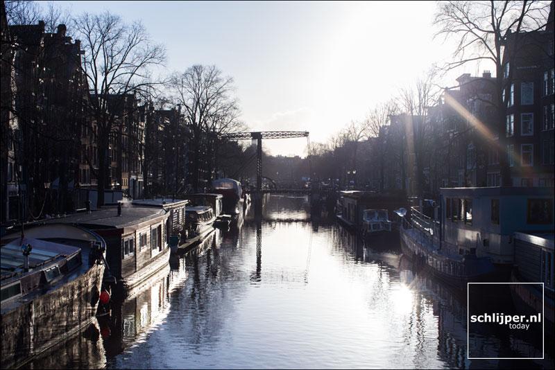 Nederland, Amsterdam, 16 januari 2015