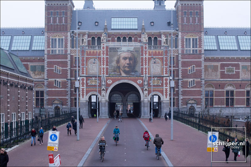 Nederland, Amsterdam, 23 januari 2015