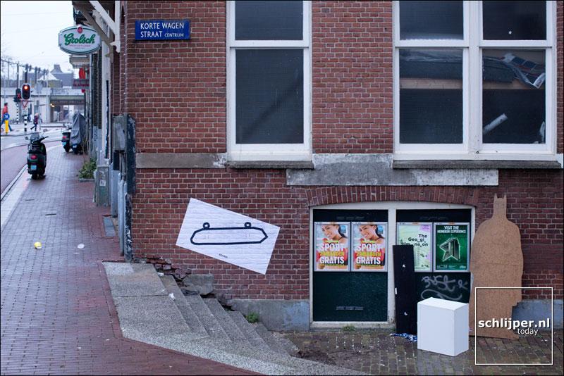 Nederland, Amsterdam, 25 januari 2015