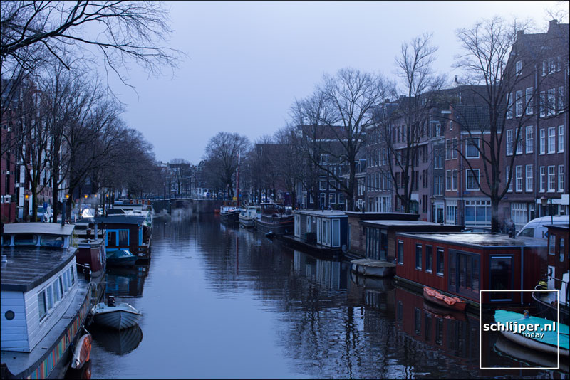Nederland, Amsterdam, 2 februari 2015