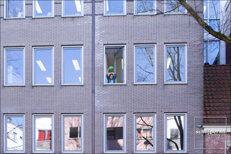 Nederland, Amsterdam, 3 februari 2015