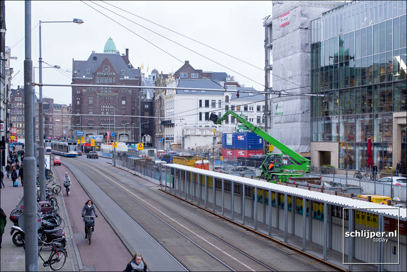 Nederland, Amsterdam, 10 februari 2015