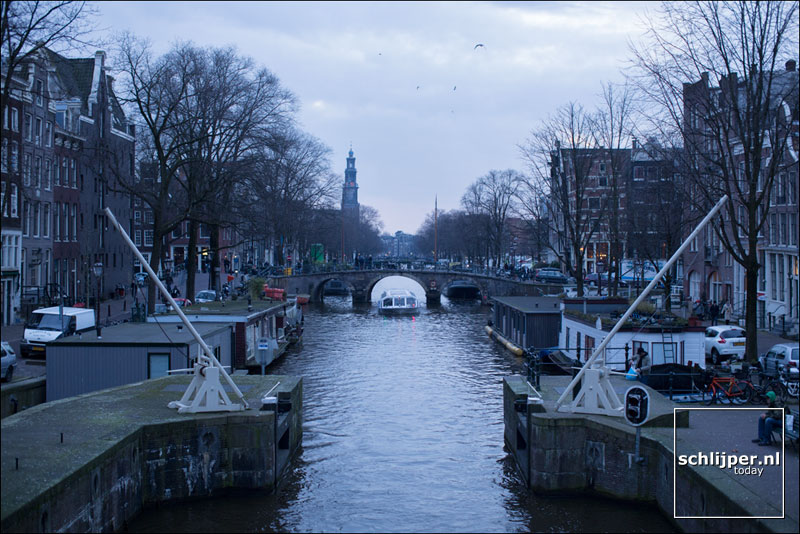 Nederland, Amsterdam, 14 februari 2015