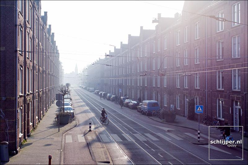 Nederland, Amsterdam, 16 februari 2015