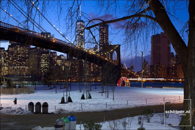 Verenigde Staten, New York, 19 februari 2015