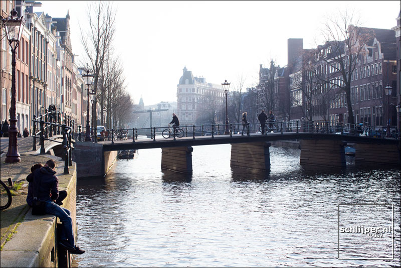 Nederland, Amsterdam, 8 maart 2015