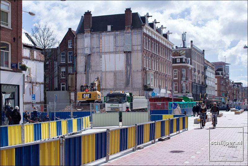 Nederland, Amsterdam, 2 april 2015
