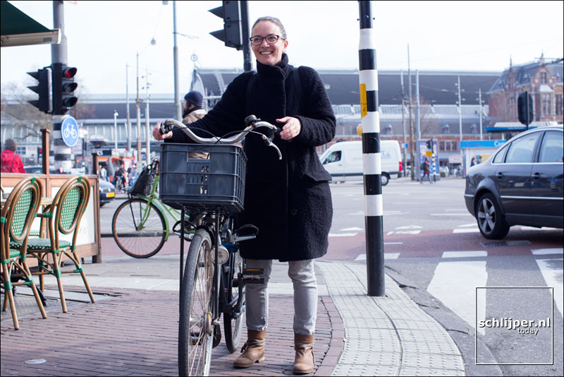 Nederland, Amsterdam, 7 april 2015