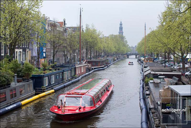 Nederland, Amsterdam, 25 april 2015