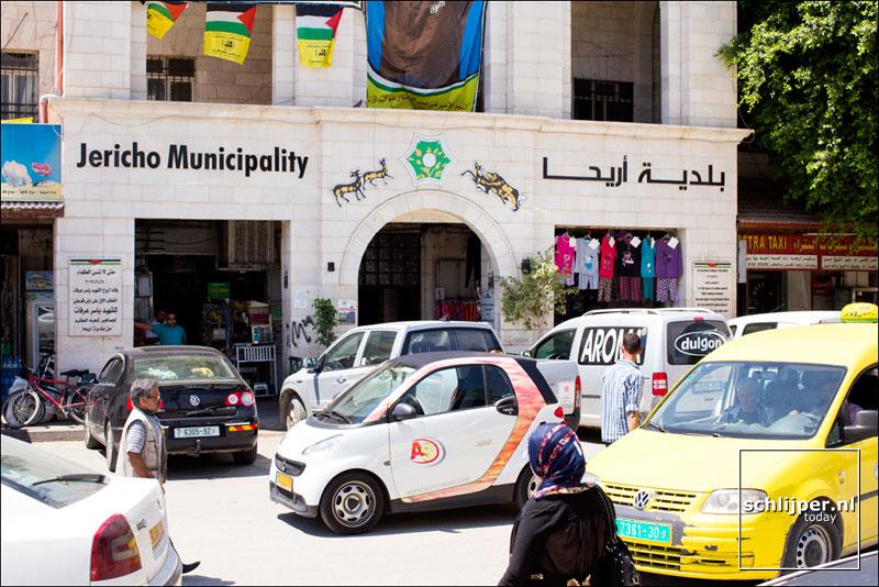 Palestinian Authority, Jericho, 17 mei 2015