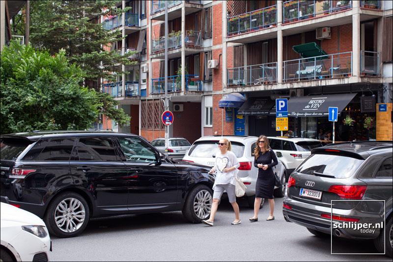 Servie, Belgrado, 24 mei 2015