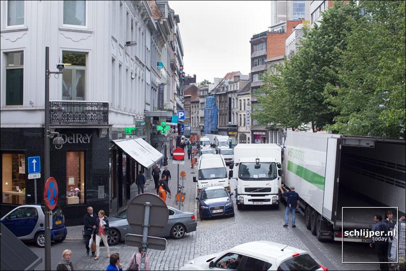Belgie, Antwerpen, 28 mei 2014