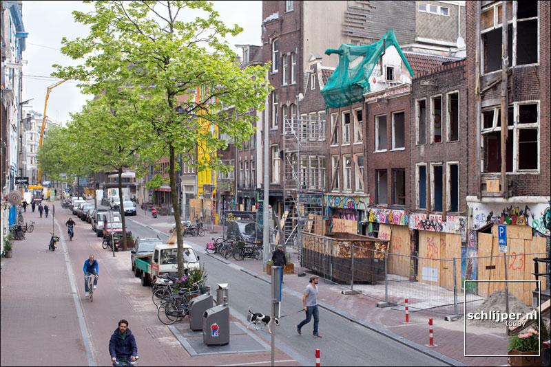 Nederland, Amsterdam, 29 mei 2015