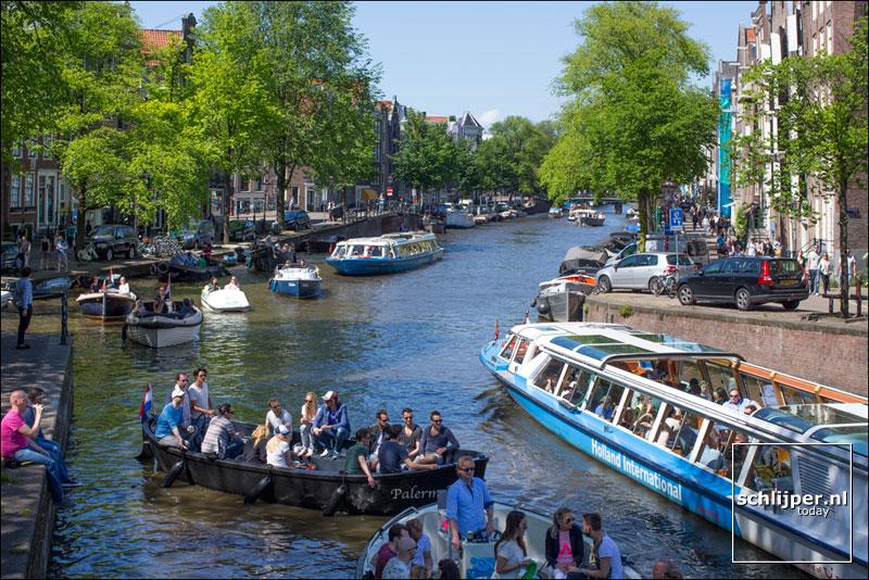 Nederland, Amsterdam, 6 juni 2015