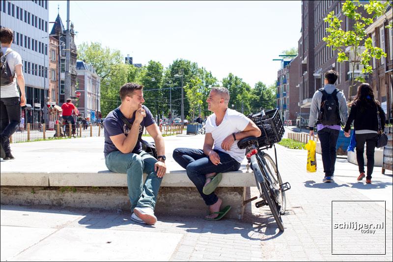 Nederland, Amsterdam, 7 juni 2015